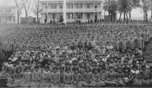 native american school