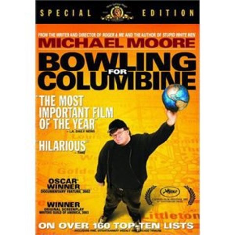 Documental no. 2: bowling for Columbine - Michael Moore