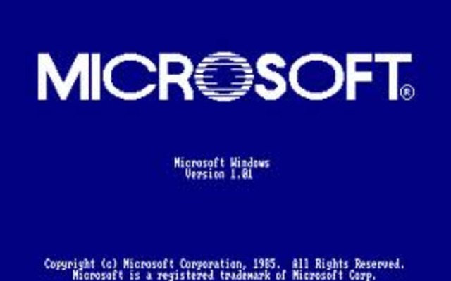Windows 1.01 is Released