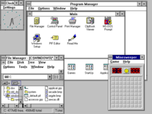 Windows 3.1 Multimedia PC Version Launched