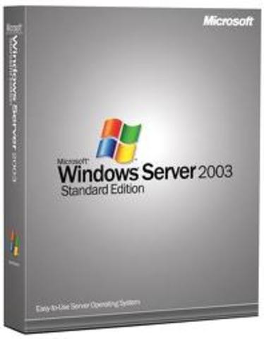 Windows Server 2003 Launched
