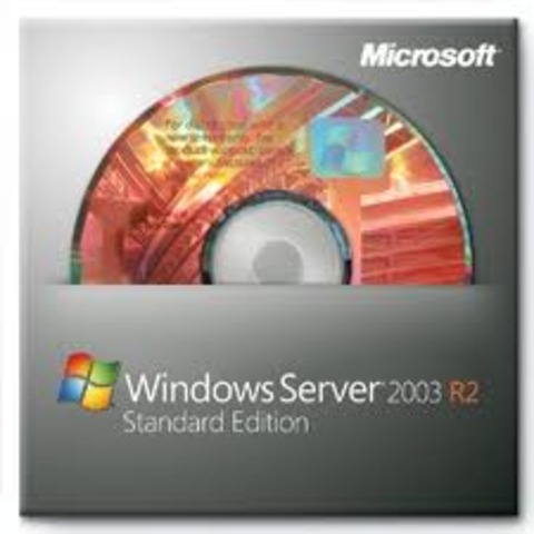 Windows Server 2003 R2, an update of Windows Server 2003 Launched