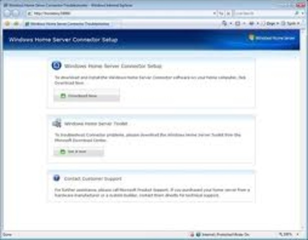 Windows Home Server Launched