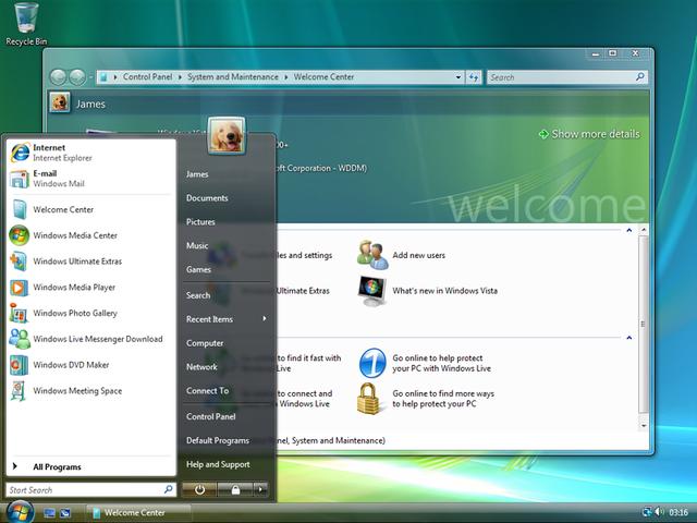 Windows Vista Launched
