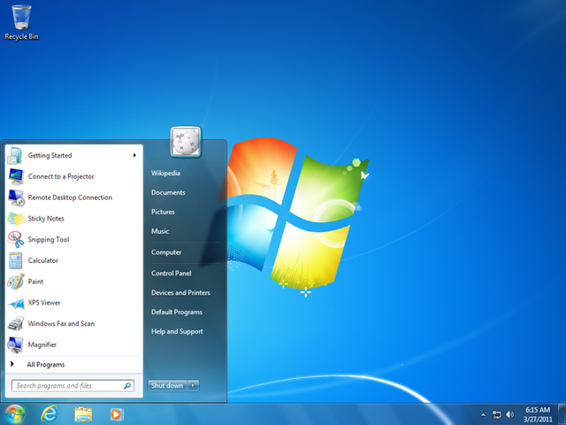 Windows 7 Launched