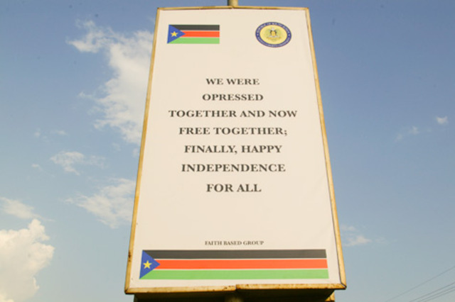 South Sudan Independent