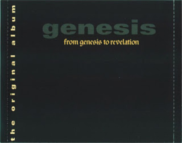 From Genesis To Reveleation
