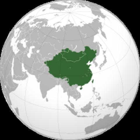The Qing Empire (Manchus Empire)