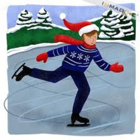 Cognitive: Ice Skating