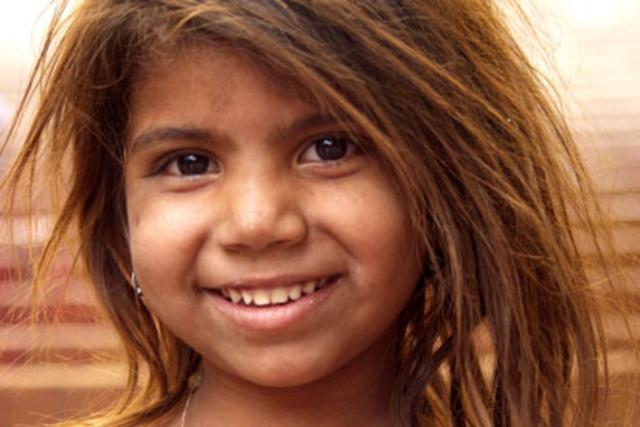 Aboriginal Children are not allowed