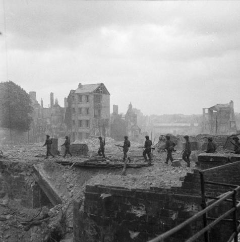 Bataille de Caen