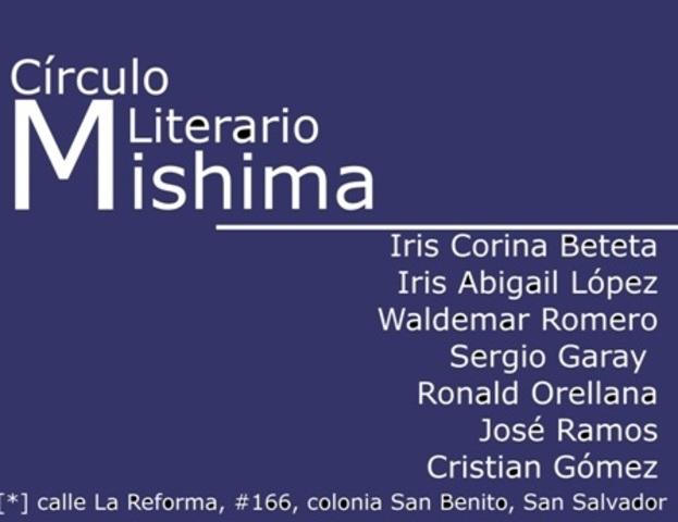 Visita del círculo Mishima: