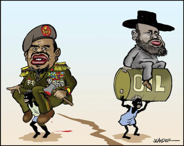 North Sudans Power