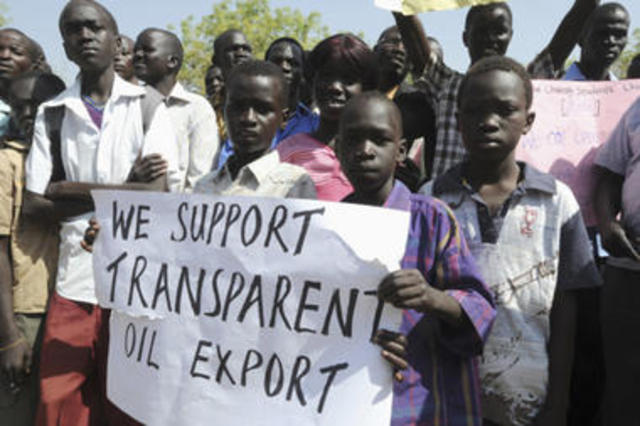 Oil problem gone or back?