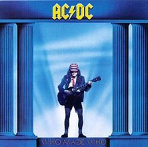 Album: Who Made Who