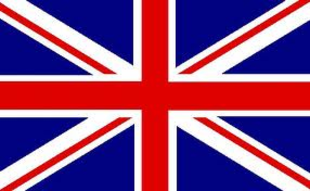 The British are Comming