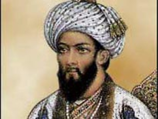 Mughal Dynasty: Babur