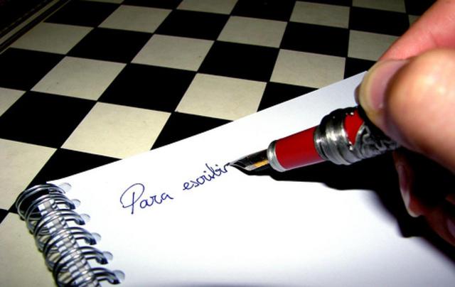 Consejos para escritores-antes de escribir
