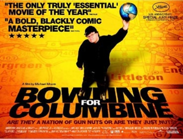 Documentales: Bowling for Columbine