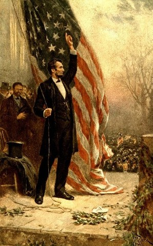 Lincoln Becomes President.