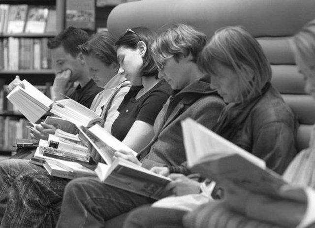 """Keep calm and read a book"""