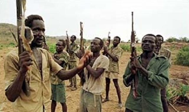 About Sudan People's Liberation Army (SPLA) & Sudan People's Liberation Movement (SPLM)