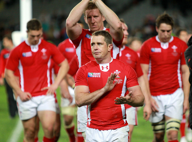 Wales finish World Cup ranked eighth in the world