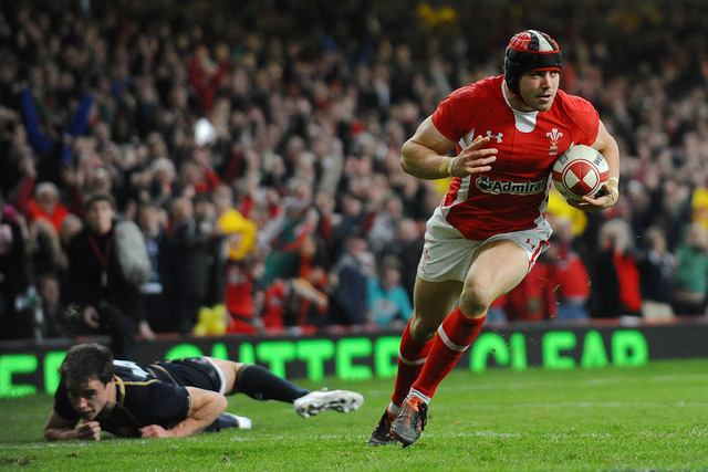 Wales beat Scotland to make it two from two