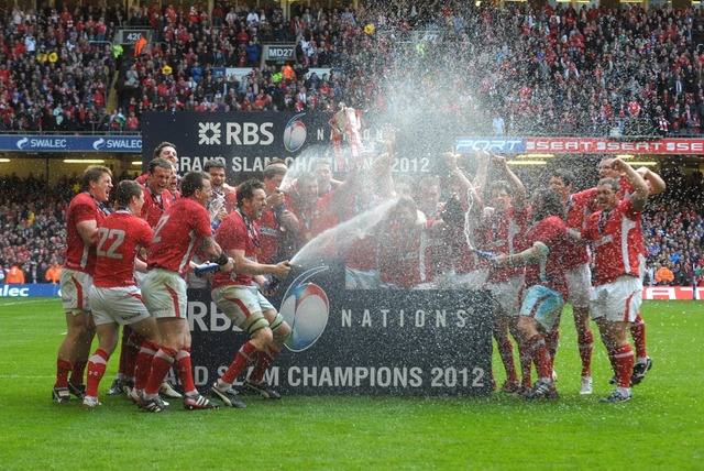 Grand Slam glory for Wales after France win