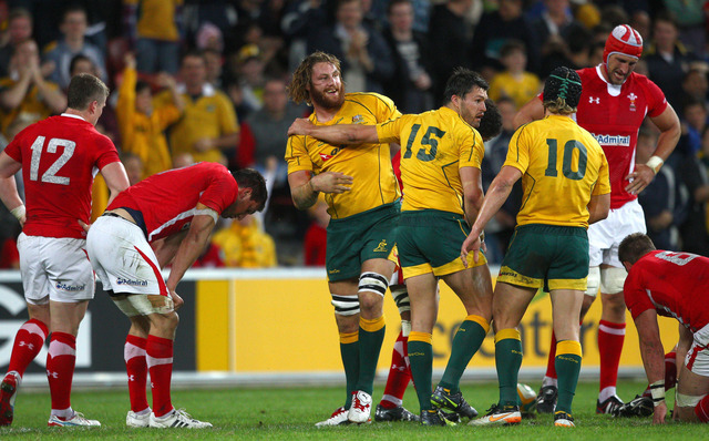 Wales start Australia series with 27-19 defeat