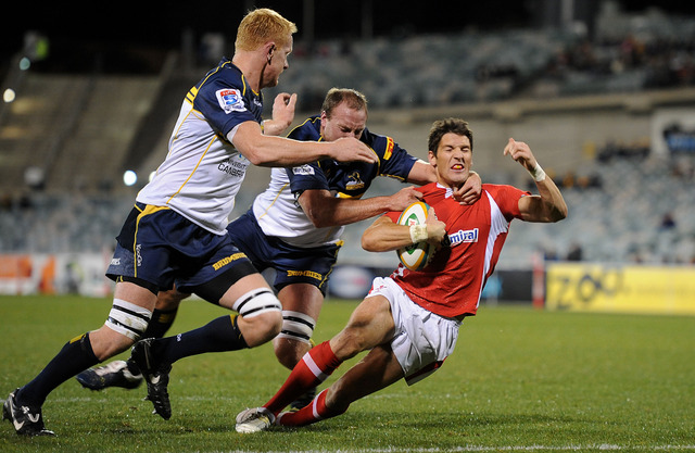 Wales work hard for 25-15 win over Brumbies