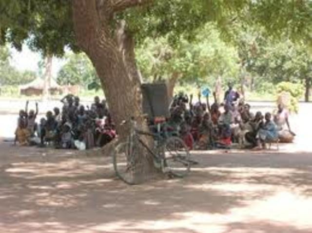 Strikes in Sudan