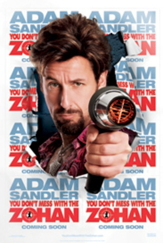 Dont't Mess With the Zohan
