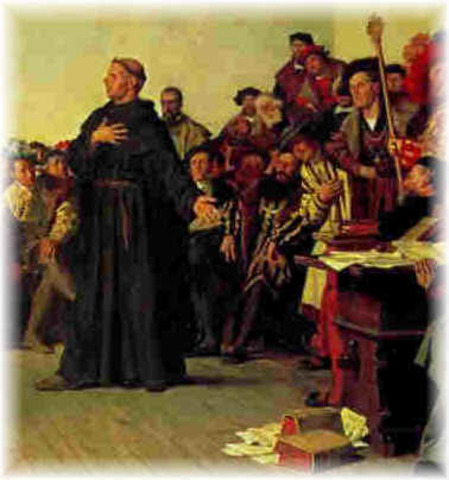 The Diet of Worms