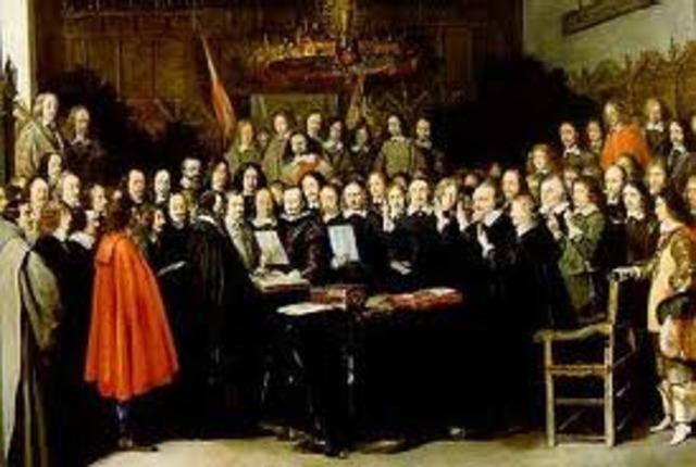 The Peace of Westphalia
