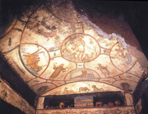 Catacombs of Saint Peter and Marcellino
