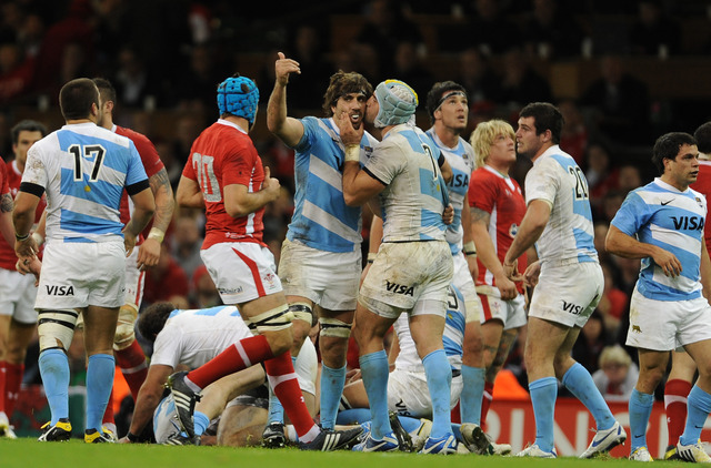 Poor Wales thumped at home by Argentina