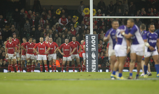 Wales sink into crisis after Samoa thumping