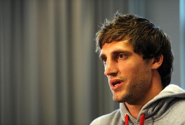 Luke Charteris confirms switch to Perpignan