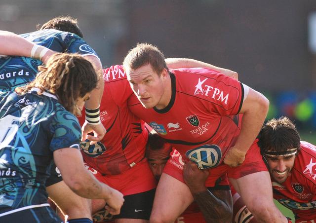 Gethin Jenkins move to Toulon revealed