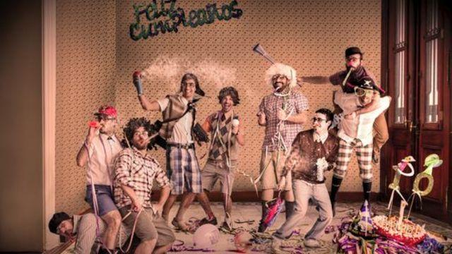 Pampa Yakuza en Groove