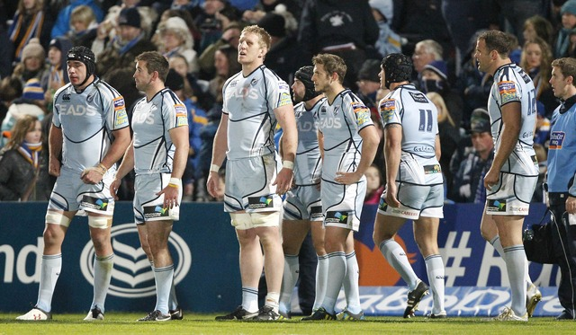 Blues thrashed 59-22 by Leinster