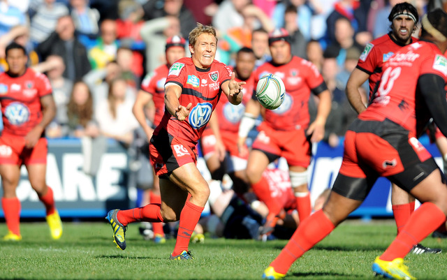 Blues dumped out of Heineken Cup by Toulon