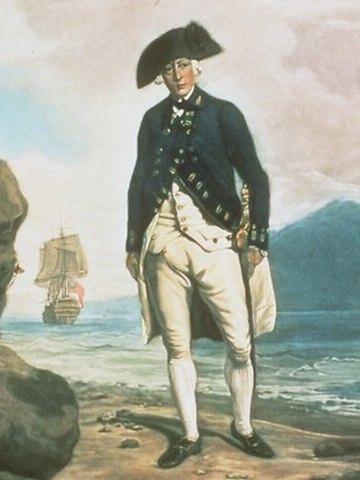 Capt Arthur Phillip founds Englich colony of Australia.