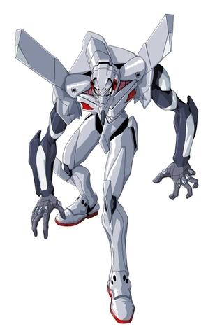 Primera unidades Evangelion y NERV
