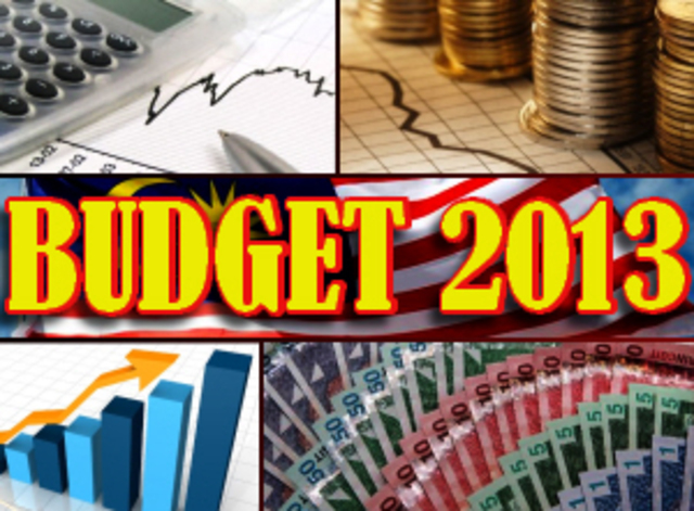 Budget: un effort de 36,9 milliards d'euros en 2013