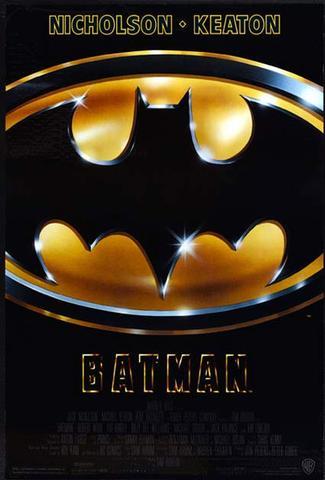 Batman par Tim Burton