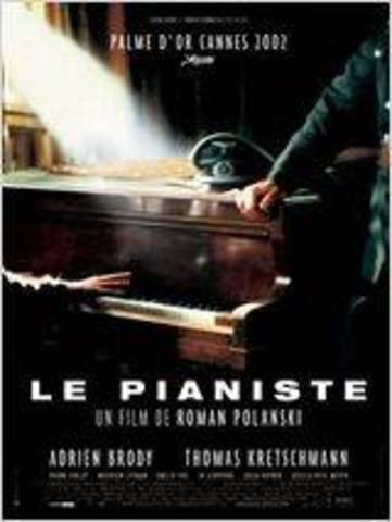 Le Pianiste - Roman Polanski (Pologne)