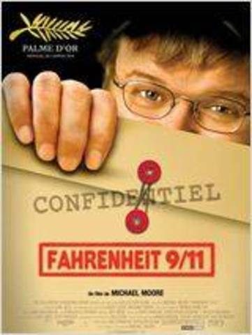 Farenheit 9/11 - Michael Moore (USA)