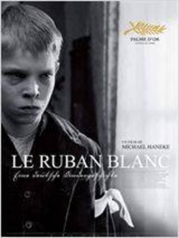 Le Ruban Blanc - Michael Haneke (Autriche)